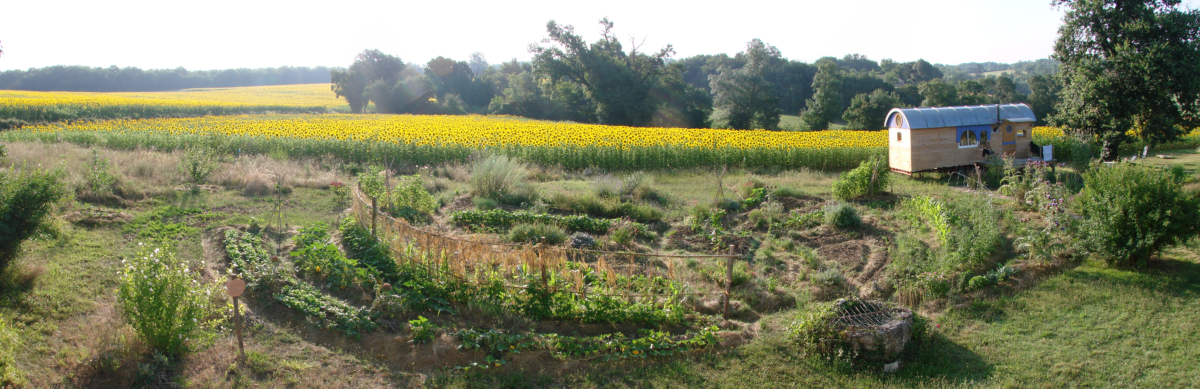 Les jardins de Hridaya